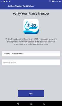 PILO Feedback screenshot 2