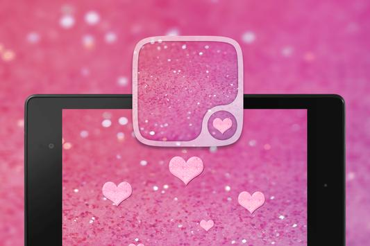 Love Hearts Live Wallpaper apk screenshot