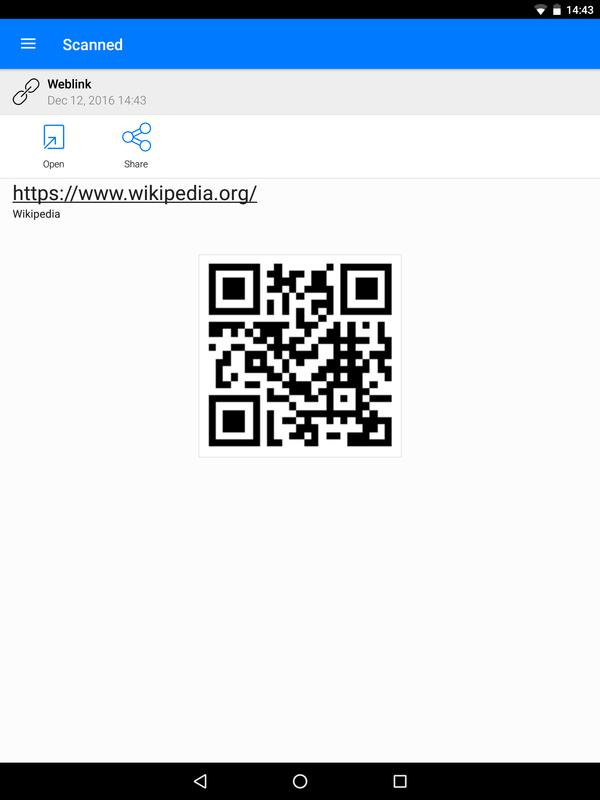 qr code reader apk android 2.3