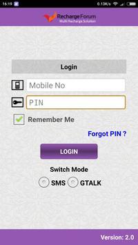 Recharge Forum apk screenshot
