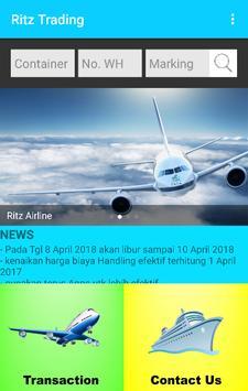 Ritz Trading screenshot 1