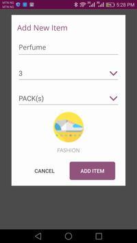 Shoppie - Shopping Lists & Sharing apk screenshot