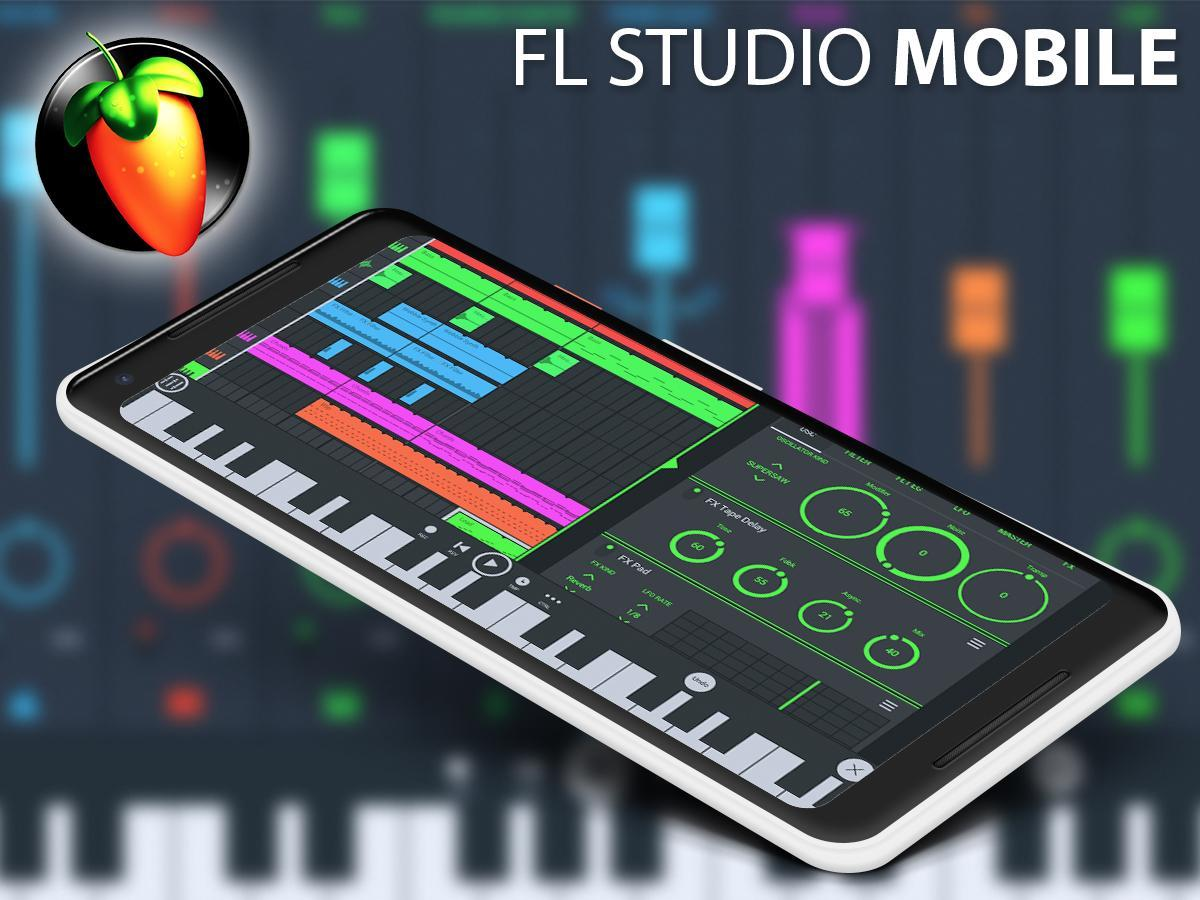 fl studio apk+obb highly compressed