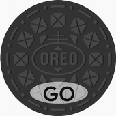 Oreo Android Go Launcher icon