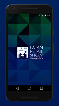 Latam Retail Show 2016 poster