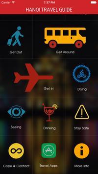 Hanoi Travel Guide apk screenshot