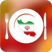 Iranian Food Recipes icon
