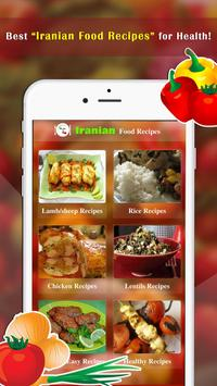 Iranian Food Recipes poster