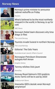 Norway News screenshot 2