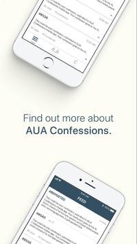 AUA Confessions screenshot 1