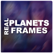 Real Planet Frames icon