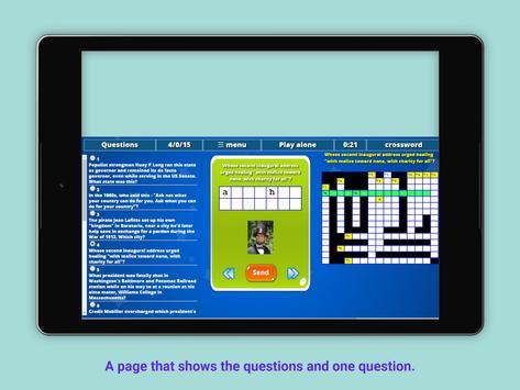 Clues - Player apk screenshot