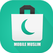 Mobile Muslim icon
