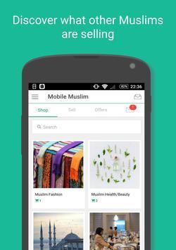 Mobile Muslim poster
