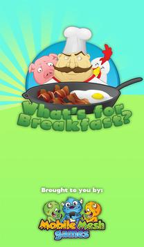 What's for Breakfast? apk screenshot