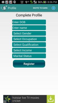 Mobile Money apk screenshot