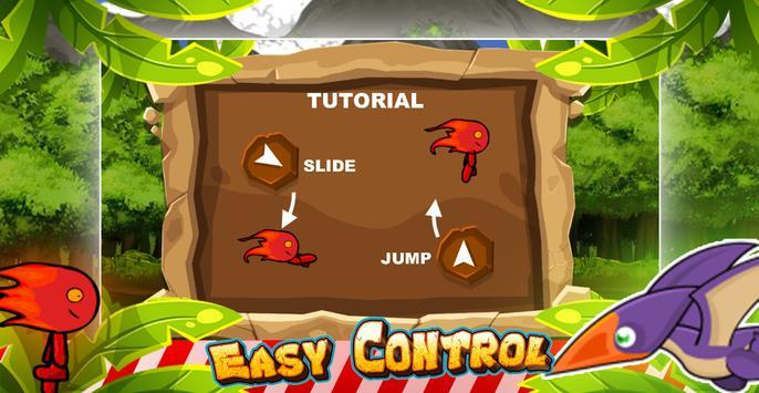 Super Fireboy 🔥 Jungle Run 🌊 apk screenshot