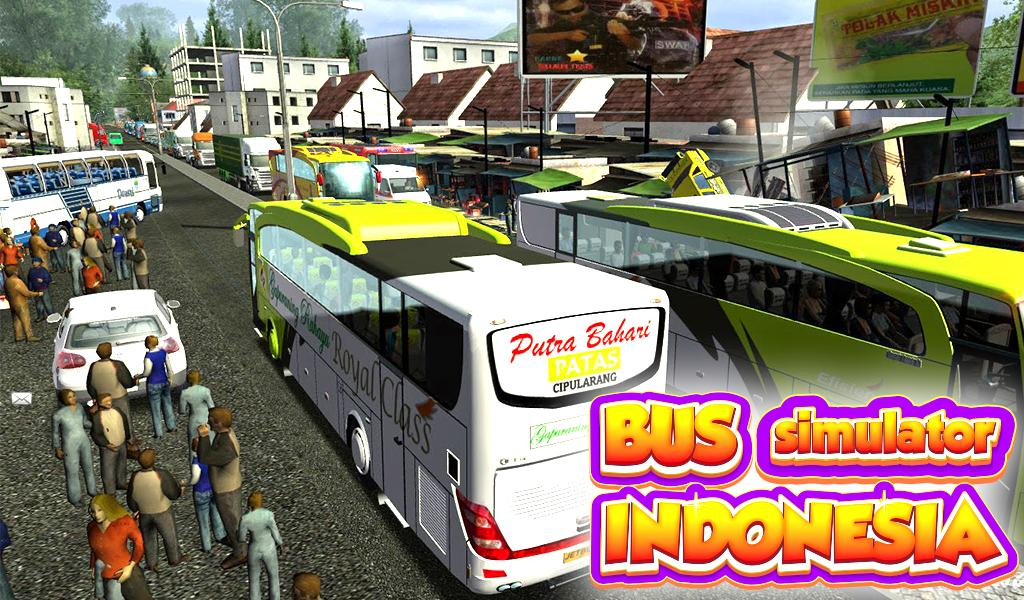 Bus Simulator Indonesia Pro 3d For Android Apk Download