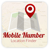 Mobile Number Location Finder icon