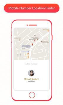 Mobile Number Location Finder screenshot 1