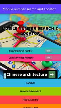 Mobile Number Search screenshot 2