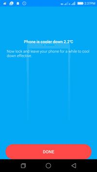 Cooling CPU - Cooler phone apk screenshot