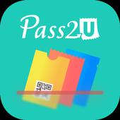 Pass2U Checkout icon