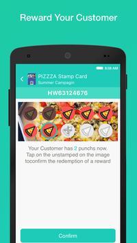 Pass2U Checkout apk screenshot