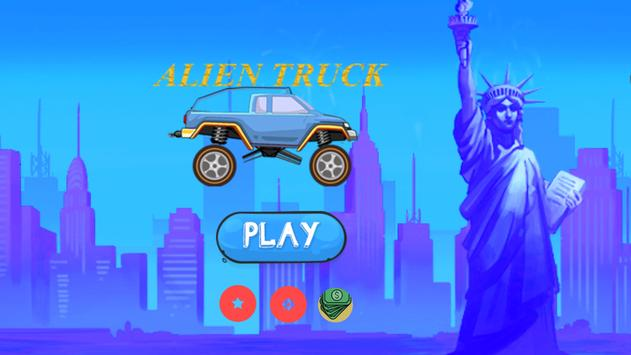 Alien Truck apk screenshot
