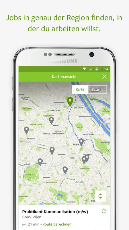 karriere.at search.jobs APK Download - Free Business APP for Android ...