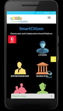 SmartCitizen screenshot 1