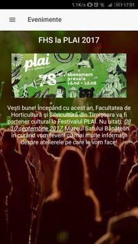 FHS poster