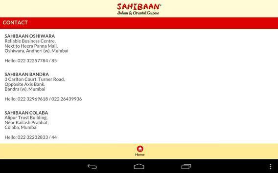 SAHIBAAN apk screenshot