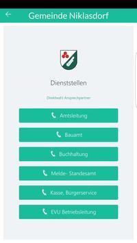 Gemeinde Niklasdorf apk screenshot