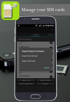 SIM Card Tool screenshot 3