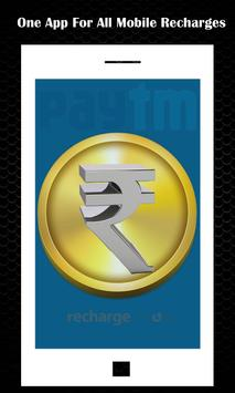 Mobile Recharge App poster