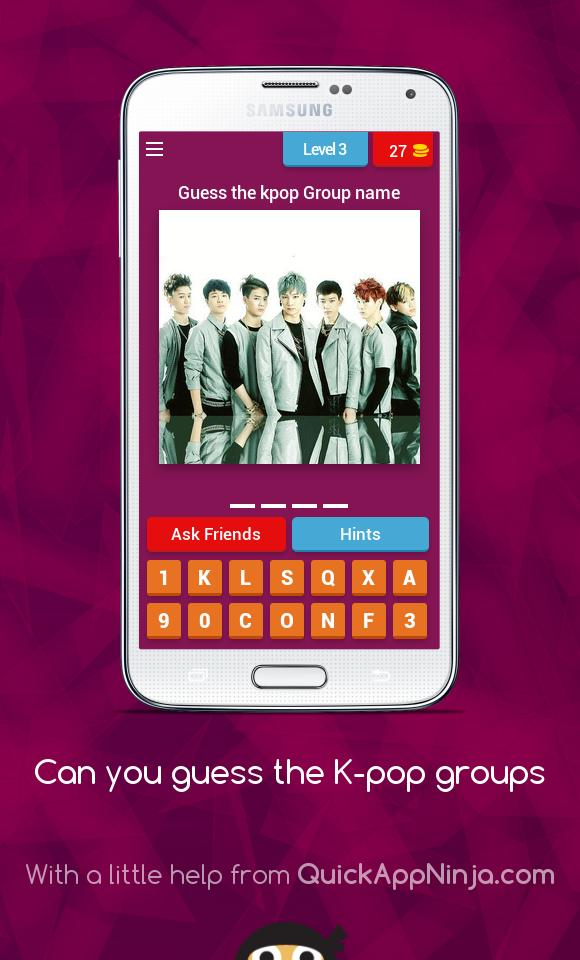 Guess the K-pop Boy Groups 2018 for Android - APK Download
