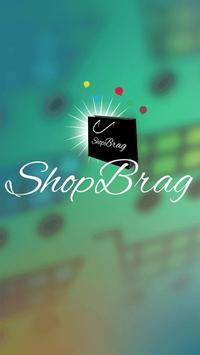 ShopBrag App poster