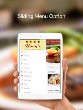 Yang's Restaurant screenshot 12