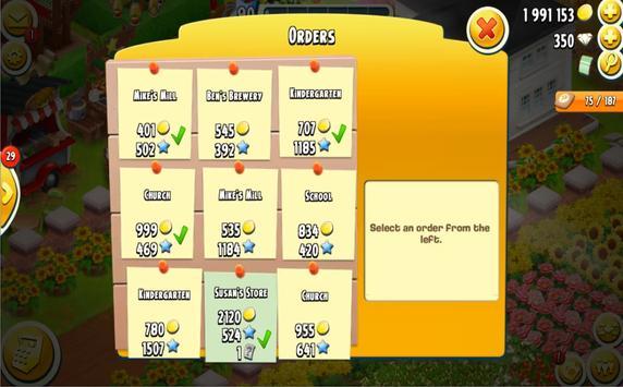 New; Cheat Hay Day screenshot 1