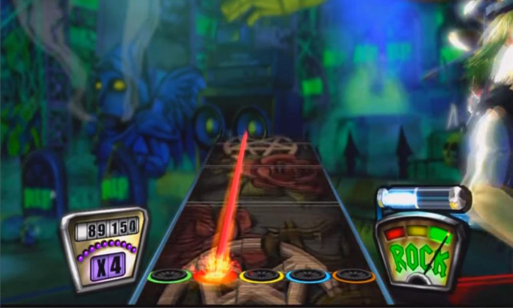 guitar hero 5 para android apk hd
