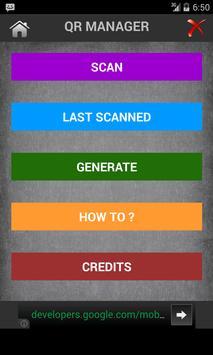QR Manager screenshot 7