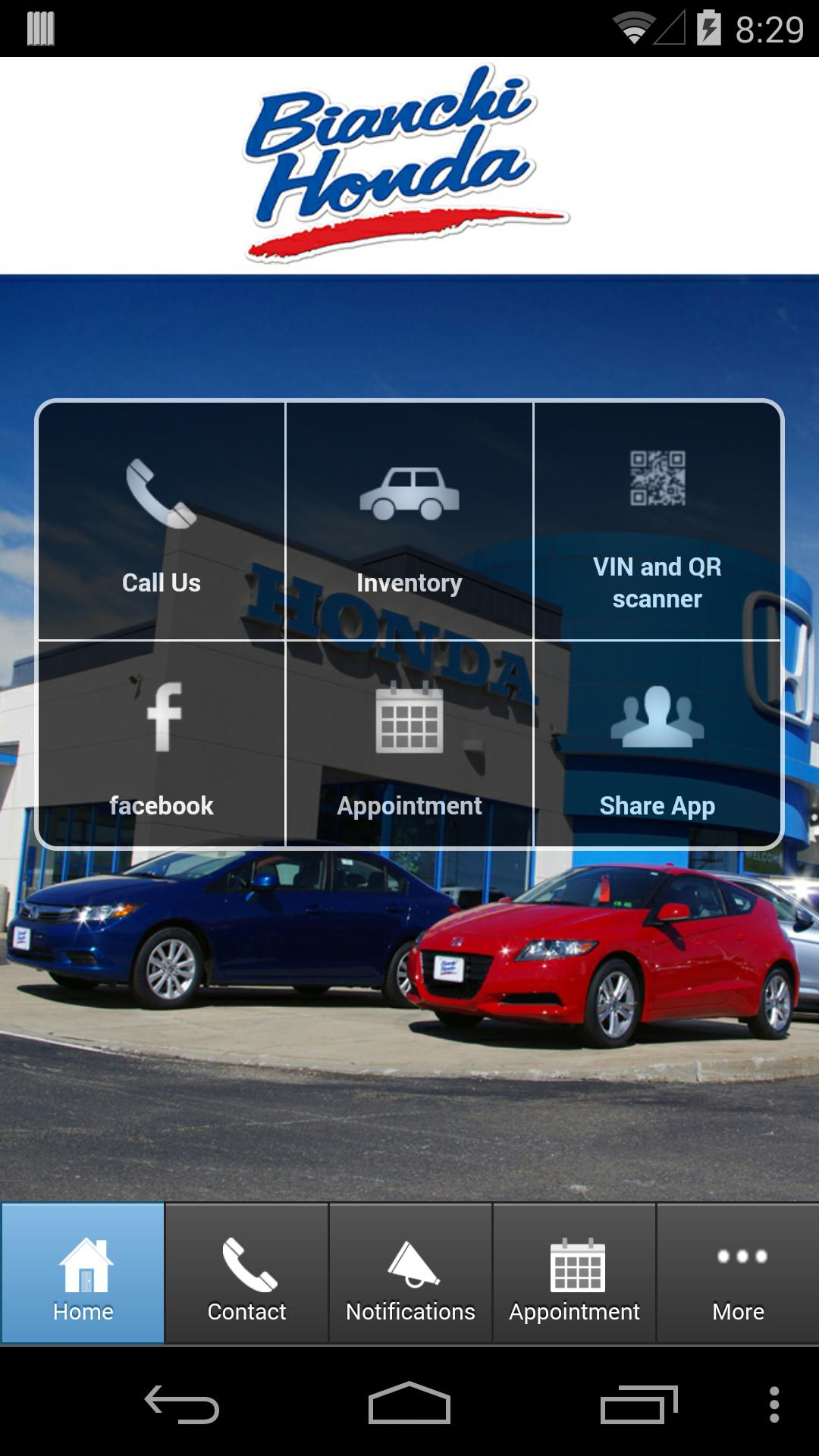 Car Dealerships Erie Pa >> Bianchi Honda Erie Pa For Android Apk Download