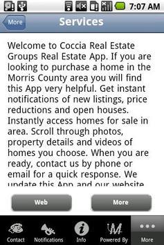 Coccia Real Estate Group apk screenshot