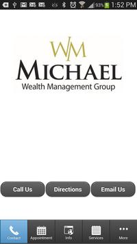 Michael Wealth Management poster