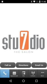 STUDIO 7 THE SALON poster