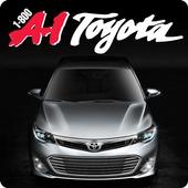 A-1 Toyota icon