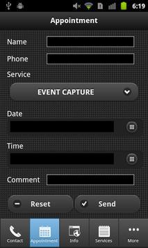 DIGITAL AUDIO VISION screenshot 1