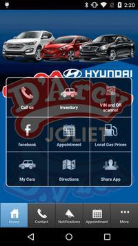D'Arcy Automobiles, Joliet IL apk screenshot