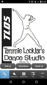 Tammie Locklars Dance Studio poster